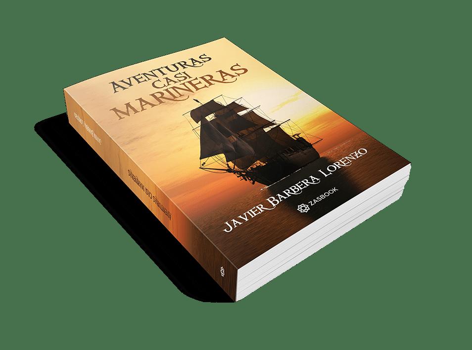 Aventuras Casi Marineras, de Javier Barberá