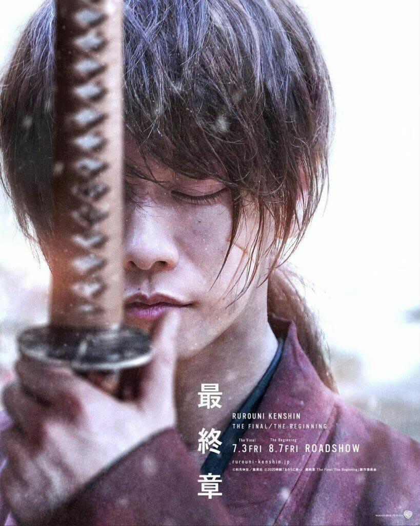 Kenshin, el Guerrero Samurái: El Principio (2021), de Keishi Ohtomo