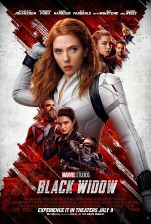 Viuda Negra (2021). Película Marvel