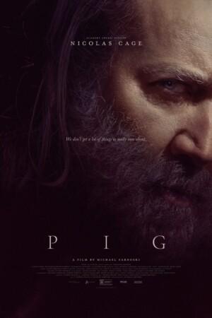 Pig (2021). Con Nicolas Cage