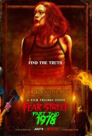 La calle del Terror, Parte 2: 1978 (2021). Película Netflix