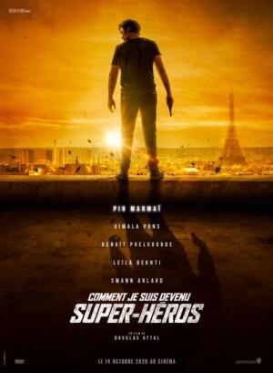 Cómo me Convertí en Superhéroe (2020). Película Netflix