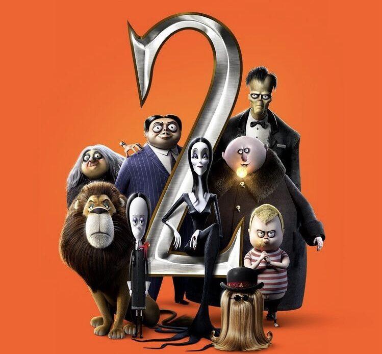 La Familia Addams 2 (2021). Película de Animación