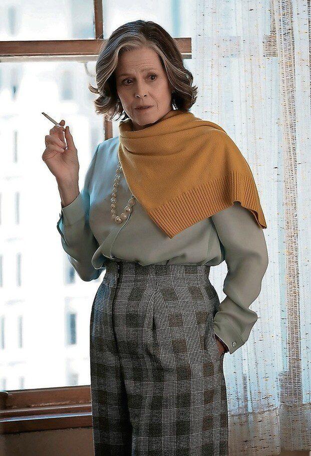 Sueños de una Escritora en Nueva York (2020). Con Sigourney Weaver