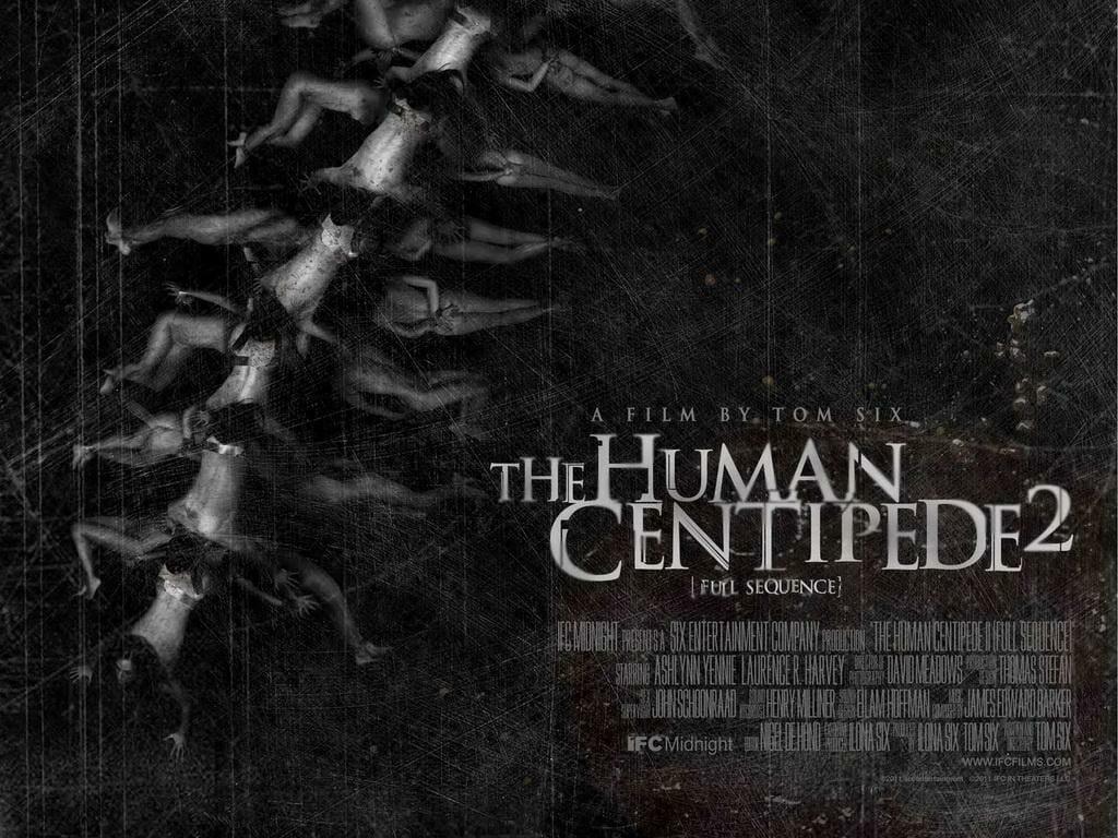 El Cienpiés Humano 2 (2011)
