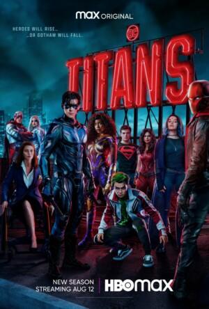 Titans, Temporada 3