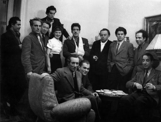 Jornada sobre Óscar Domínguez y Checoslovaquia. Thyssen-Bornemisza