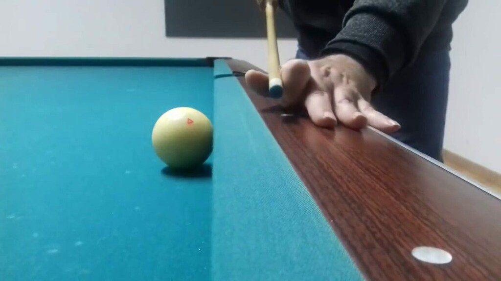 Puentes sobre Banda. Puente en Billar Americano (Pool). @José Marí Billiard Fanatic