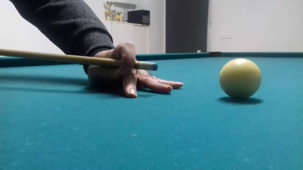Puente Cerrado. Puente en Billar Americano (Pool). @José Marí Billiard Fanatic