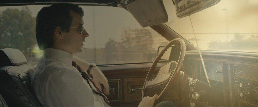 No Man of God (2021). Película con Elijah Wood