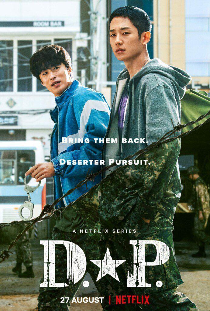 D.P.: El cazadesertores (2021). Serie en Netflix