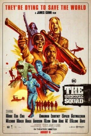 El Escuadrón Suicida (2021). Una película de James Gunn con Margot Robbie