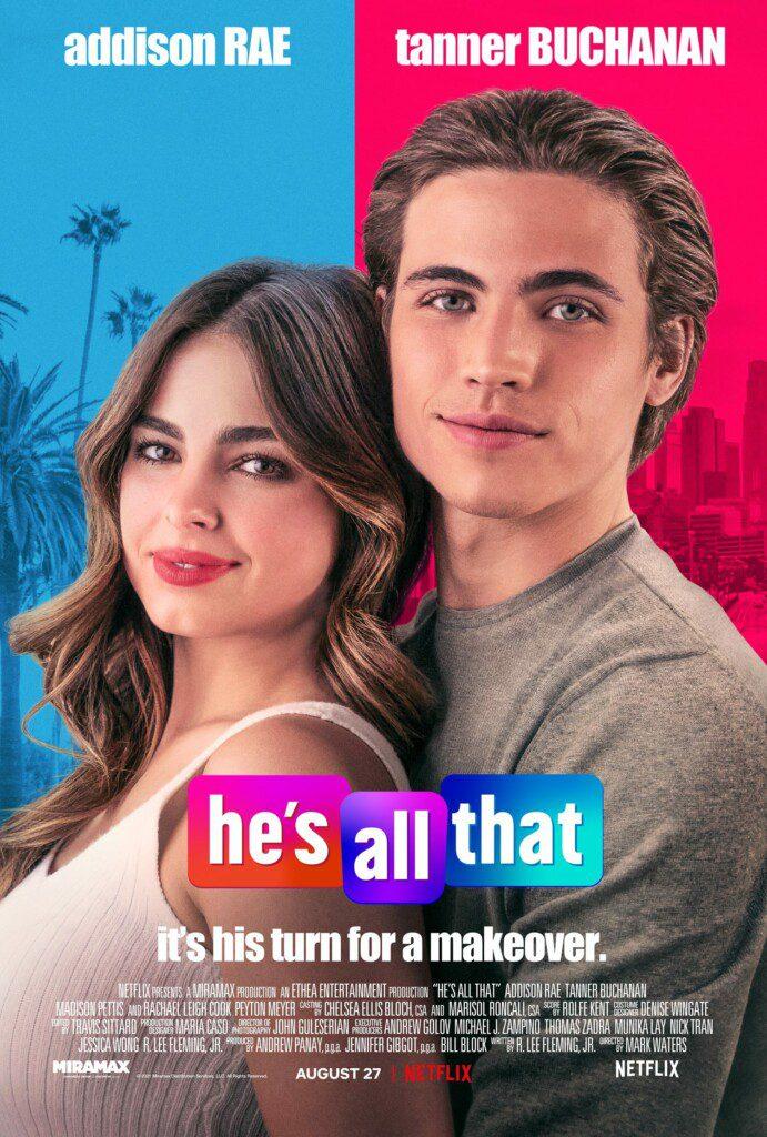 Alguien como Él (2021). Películas Netflix