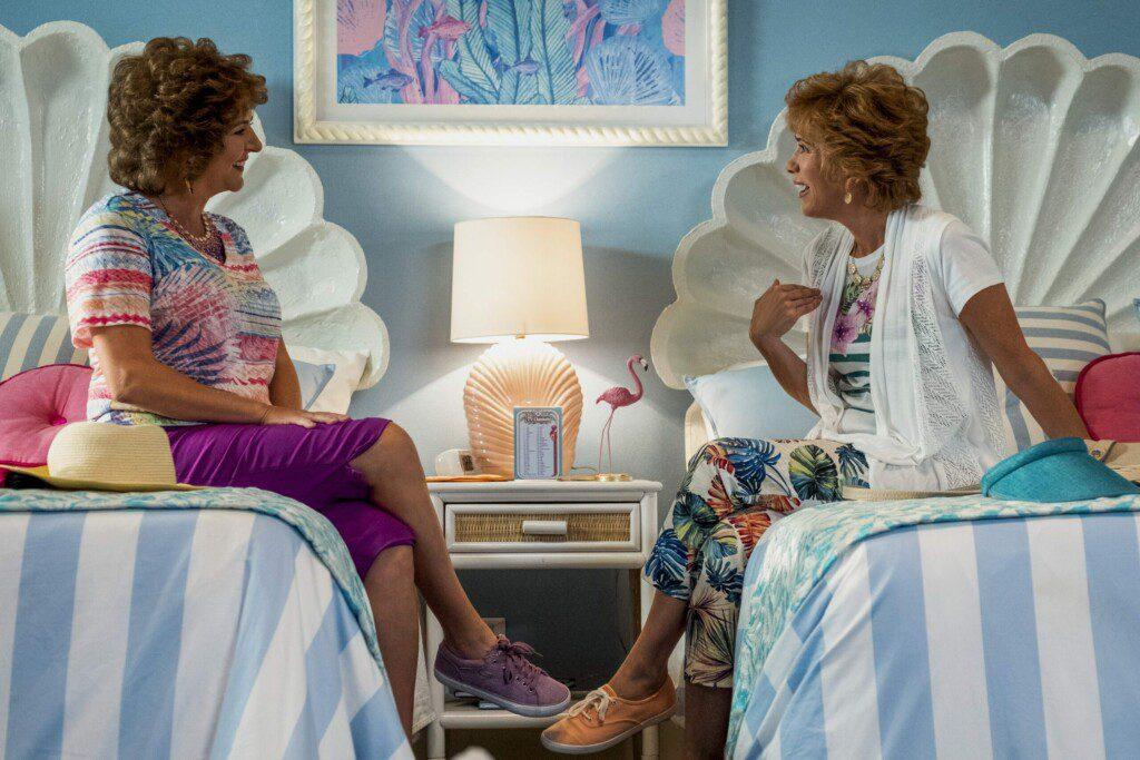 Barb y Star van a Vista Del Mar (2021)