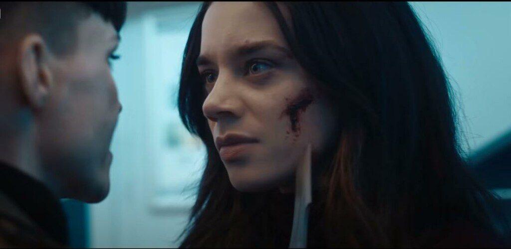 SAS: El ascenso del Cisne Negro Él (2021). Película Netflix