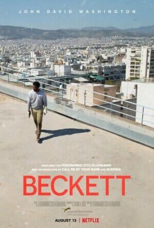 Beckett (2021). Película con John David Washington dirigida por Ferdinando Cito Filomarino