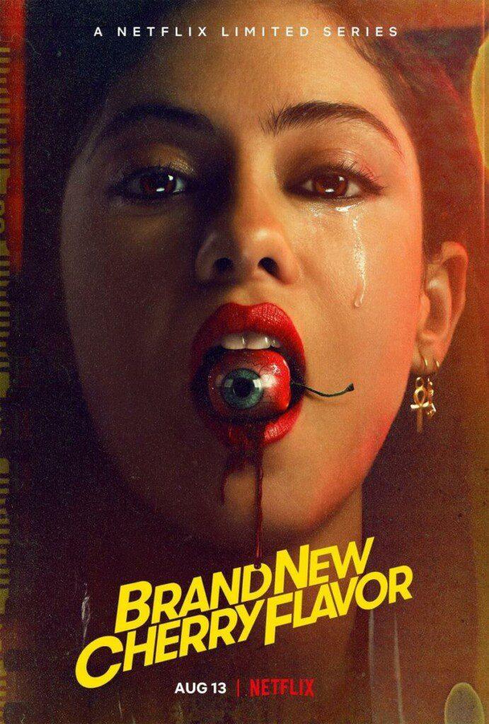 Nuevo sabor a cereza (2021). Una serie de Netflix