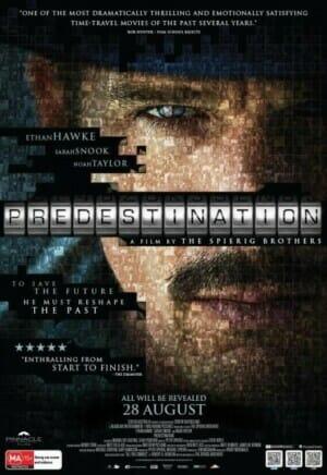 Predestination (2014). Con Ethan Hawke y Sarah Snook