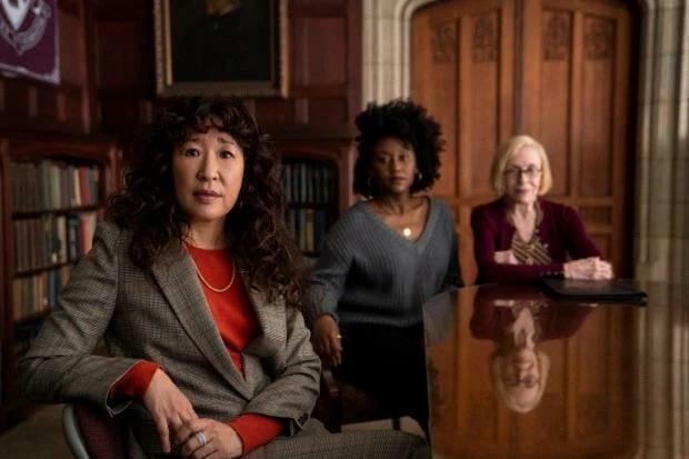 La Directora (2021). Una serie de Netflix