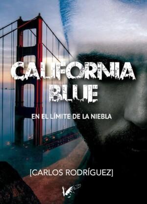 1632744112 PORTADA DE LA NOVELA CALIFORNIA BLUE