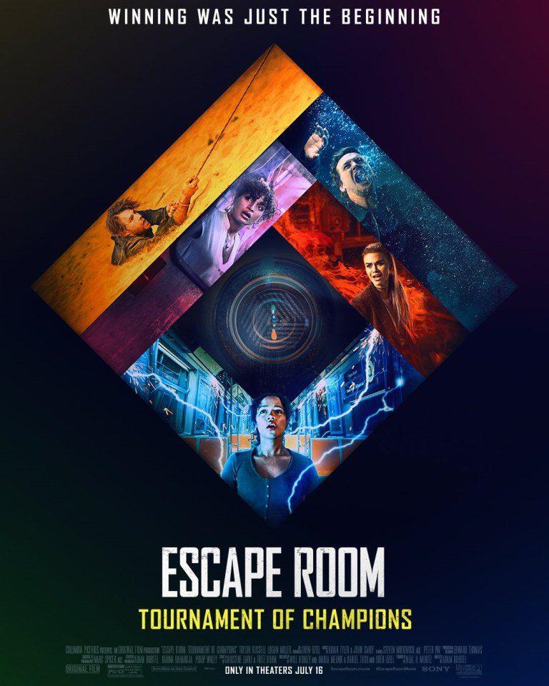 Escape Room 2: Mueres por Salir (2021)