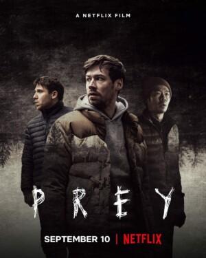 Presas de Caza (Prey), 2021. Estreno en Netflix