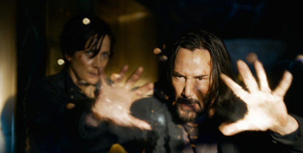 The Matrix Resurrections (2021), de Lana Wachowski.