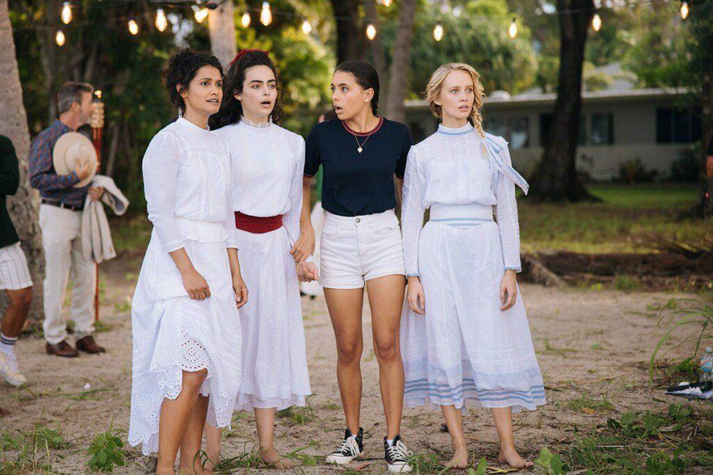 Club de Bueo (2021 - ). Serie en Netflix