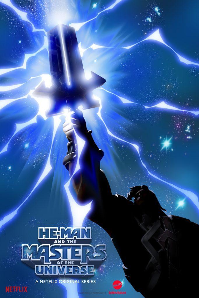 He-Man y los Masters del Universo (2021). Serie de Animación en Netflix