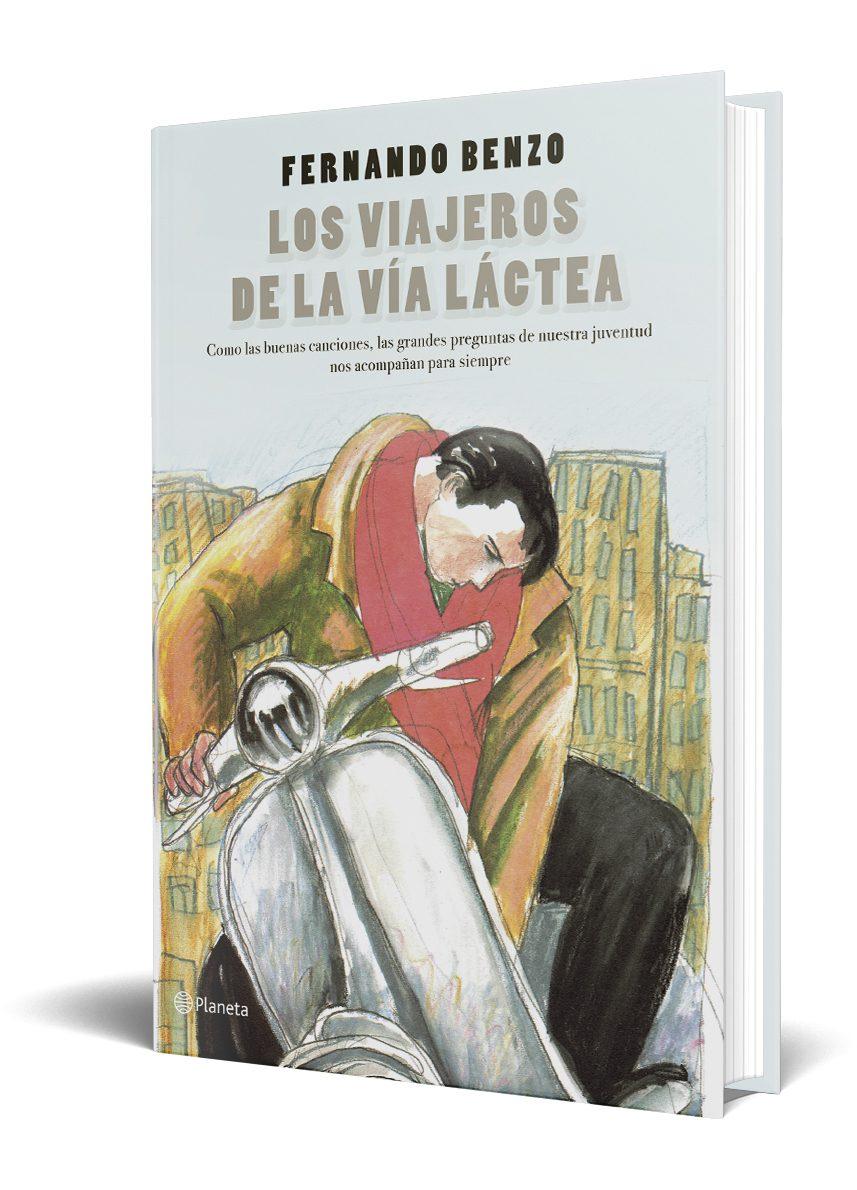 Los Viajeros de la Vía Láctea, de Fernando Benzo