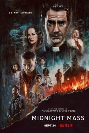 Misa de Medianoche (2021). Serie en Netflix